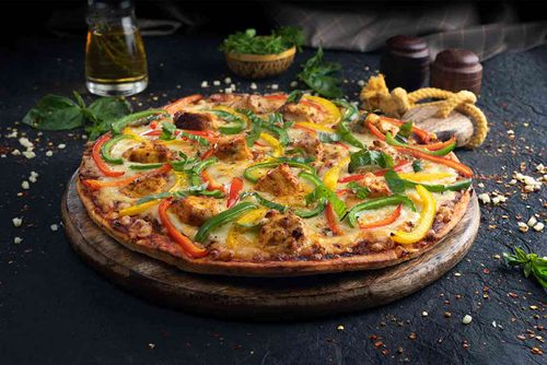 Tawook Pizza (Large)