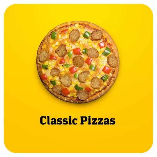 Classic Pizza.